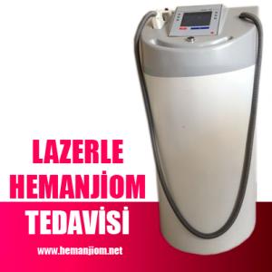 Lazerle Hemanjiom Tedavi