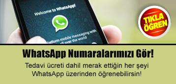 WhatsApp numaraları