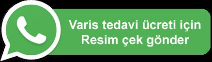 Varis tedavi ücretini WhatsApp ile öğren